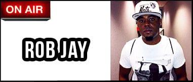 Rob Jay 3pm-7pm
